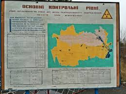 Chernobyl Fallout Map by Exiled Scientist U0027chernobyl Is Not Finished It Has Only Just