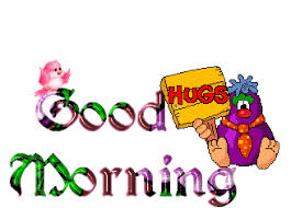 animated good morning free animated messages clip clip art