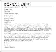 career change resignation letter resignation letters livecareer