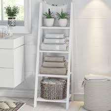 Shelves For Bathroom Free Standing Shelves Wayfair Co Uk