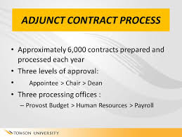 towson peoplesoft get the facs faculty automated contract system becky mundschenk
