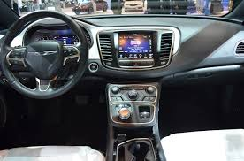 2015 Chrysler 200s Interior Painting Interior Blue U0027wood U0027 Trim