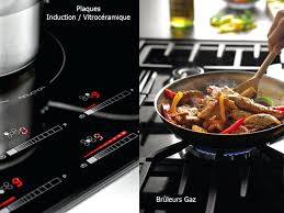 induction cuisine ou induction top ou induction cuisinire gaz feux avec four