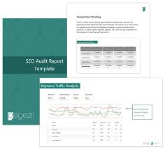 report template build your sle seo report template pagezii
