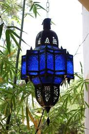 Moroccan Outdoor Lights Moroccan Lantern W Bamboo Light It Up Pinterest Moroccan