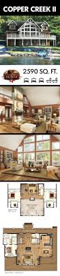 Lakefront House Plans Sloping Lot Southern Living Farmhouse Best