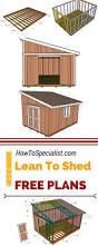 10x16 shed plans diy shed designs backyard lean to u0026 gambrel