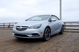 opel cascada hardtop review buick cascada works as a convertible stumbles in other