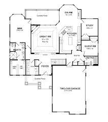 4 bedroom ranch style house plans floor plans for 4 bedroom ranch house chercherousse