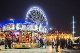 winter in s hyde park gets festive revellers