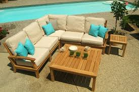Teak Sectional Patio Furniture by Outdoor Furniture Products U2014 Sun Gallery Patio Furniture