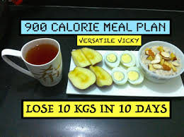 lose weight fast 10kg in 10 days 4 simple ingredients