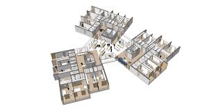 Princeton University Floor Plans by Floor Plans At The Lodge At Grand Valley State Student Housing