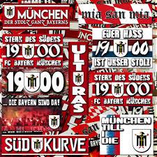 K Hen Sofort Kaufen Fußball Fan Aufkleber Fc Bayern München Ebay