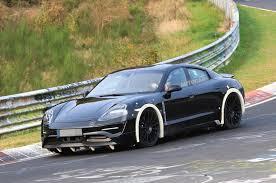 electric porsche 911 electric porsche mission e readies for 2020 launch road and tracks