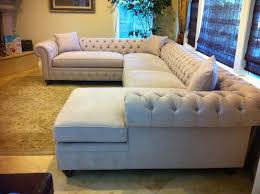 Chesterfield Sofa Los Angeles Kenzie Style Chesterfield Custom Sectional Sofas Traditional
