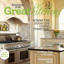 great kitchens traditional home