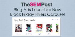 belk black friday deals bing ads launches new black friday flyers carousel