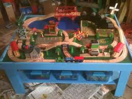 thomas the tank activity table 7 best m bedroom images on pinterest train table boy rooms and
