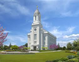Lds Temples Map Cedar City Utah Lds Mormon Temple