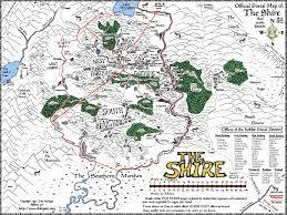 The Hobbit Map Getting My Bearings Keli U0027s Lotro Journal