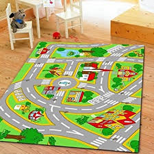 Kid Rugs Cheap Huahoo Rug With Roads Rug Play Mat City