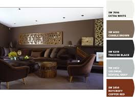 room color and mood mood rooms browns