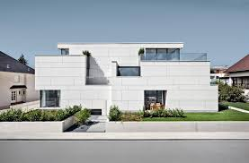 pixilated house architecture modern home design in korea facade