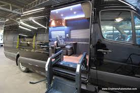 sprinter van conversion floor plans chalmers automotive