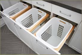 Laundry Sorter Cabinet Amish Laundry Hamper Cabinet Laundry Hamper Cabinet In Small
