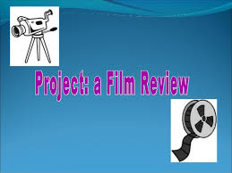film review project template