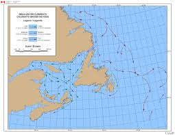 Ocean Currents Map Environment And Climate Change Canada Weather And Meteorology