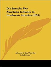 indianer spr che die sprache der zimshian indianer in nordwest america 1894