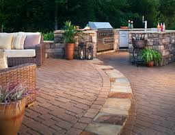Belgard Fire Pit by Woven By Words Belgard Outdoor Living My Dreamscapes
