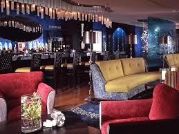 contemporary lounge hospitality interior design of azurea