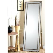 Stand Up Chandelier Stand Up Mirror Youtube Floor With Ideas Western Style Easel