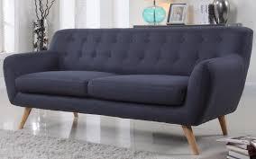 Blue Modern Sofa Sofas Affordable Sofas Modern Designer Sofas Sofamania