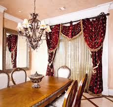 formal dining room drapes home design ideas