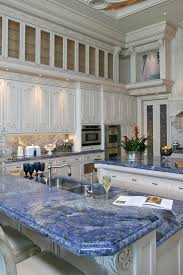 paint ideas for kitchen with blue countertops 40 popular blue granite kitchen countertops design ideas