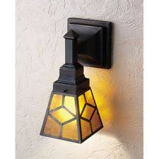 Meyda Tiffany Wall Sconce Arts And Crafts Mission Style Wall Lighting Fixtures Ebay