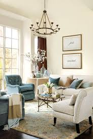 Living Room With Area Rug by How To Choose The Right Size Rug How To Decorate