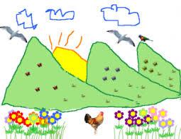 tux paint kids summer drawing contest worldlabel blog