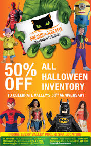 halloween costume coupons special offers dreams to screams halloween costume store