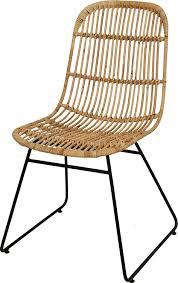 Esszimmer Lounge M El Amazon De Rattanstuhl Rattan Stühle Korb Stuhl Korb Sessel
