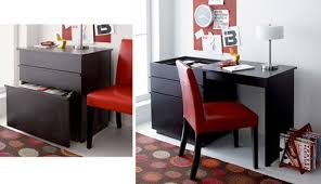 convertible compact desk u2014 desk work better living through design