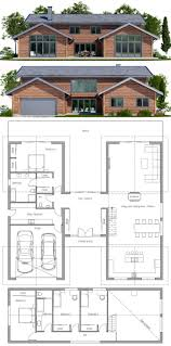553 best plans de maisons images on pinterest architecture modern farmhouse home plan