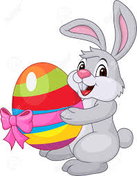 cute easter bunny pictures clip art coloring pages free download