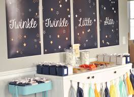 twinkle baby shower decorations delightful imagine in