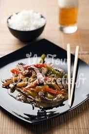 cuisine asiatique facile wok de boeuf à l asiatique recette facile un jour une recette