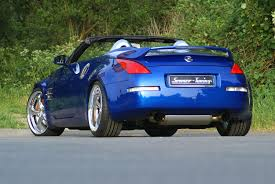 convertible nissan 350z senner nissan 350z thunder picture 23384